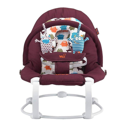 BabaBing! LoBo 2 Baby Bouncer - Little Monsters