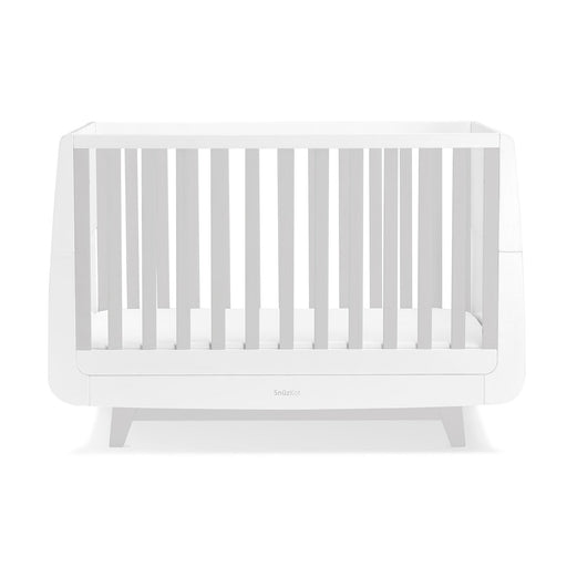 SnuzKot Luxe Cot Bed – Grey