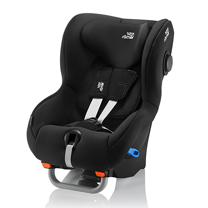 Britax Rӧmer Max-Way Plus Group 1/2 rear-facing car seat - Cosmos Black - Pushchair Expert