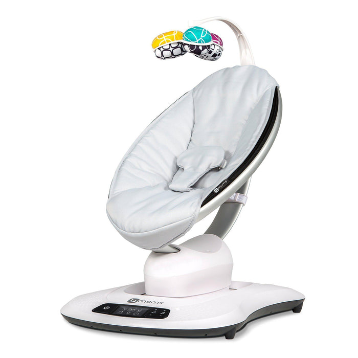4moms mamaRoo 4 Classic Grey - Pushchair Expert