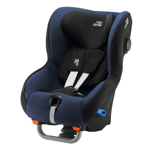 Britax Rӧmer Max-Way Plus Group 1/2 rear-facing car seat - Moonlight Blue - Pushchair Expert