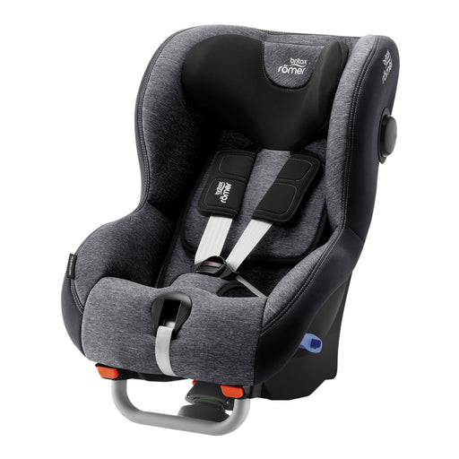 Britax Rӧmer Max-Way Plus Group 1/2 rear-facing car seat - Graphite Marble