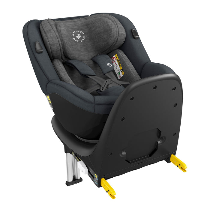 Maxi-Cosi Mica i-Size 0-4 years car seat - Authentic Graphite - Pushchair Expert