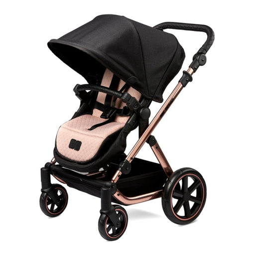 ABC Design Migno Dolls Pram - Rose Gold