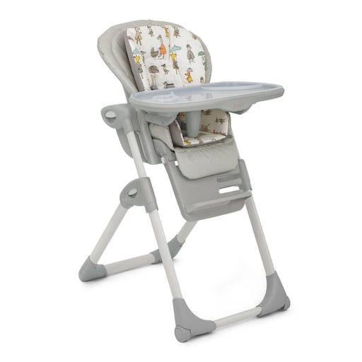 Joie Mimzy 2-in-1 Highchair - In The Rain - Pushchair Expert