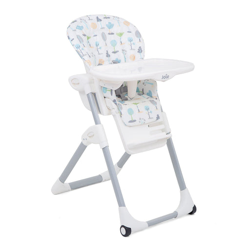 Joie Mimzy Highchair - Pastel Forest - Pushchair Expert