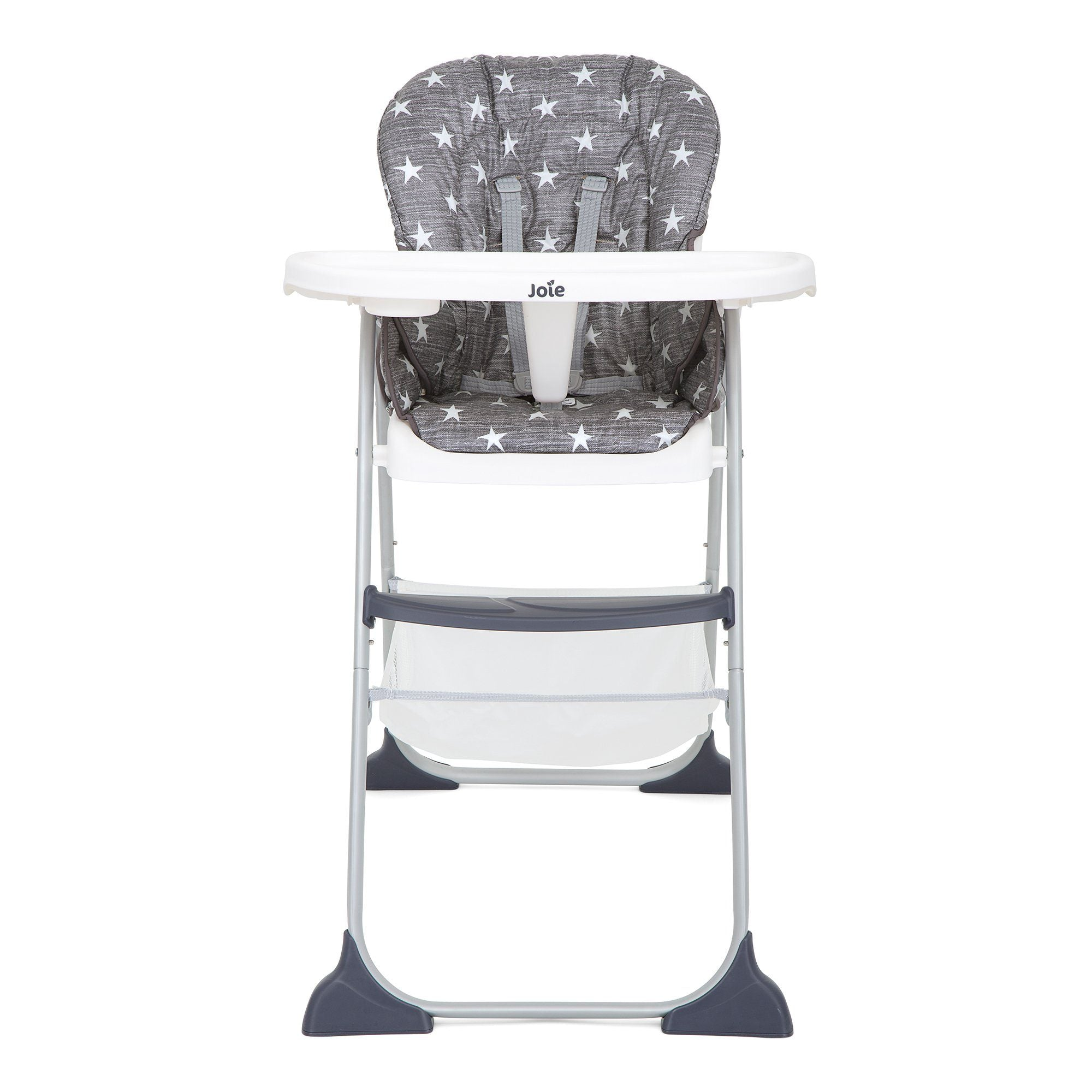 Joie Mimzy Snacker Highchair - Twinkle Linen - Pushchair Expert