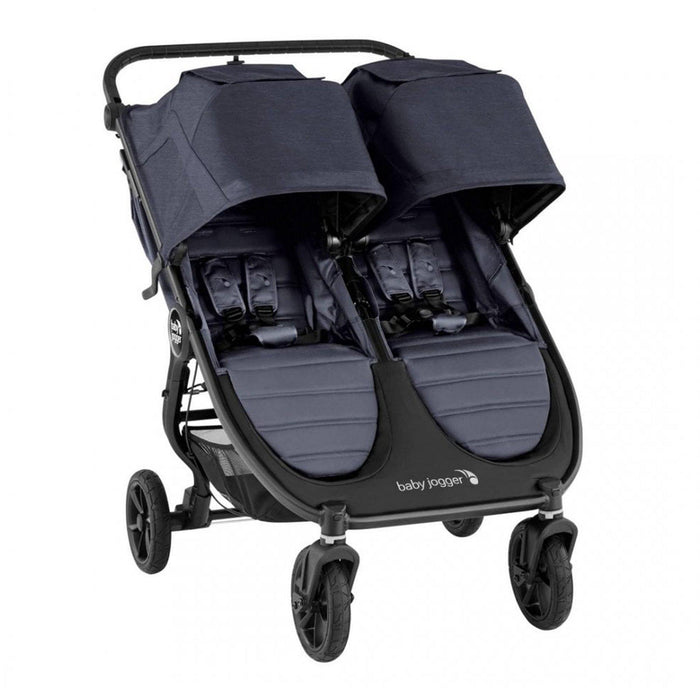 Baby Jogger City Mini GT2 Double - Carbon - Pushchair Expert