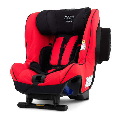 Axkid Minikid 2.0 Extended Rear-facing Car Seat - Shellfish - Pushchair Expert