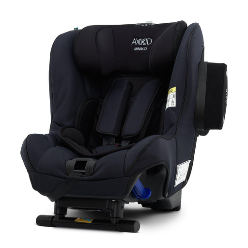 Axkid Minikid 2.0 Extended Rear-facing Car Seat - Tar - Pushchair Expert