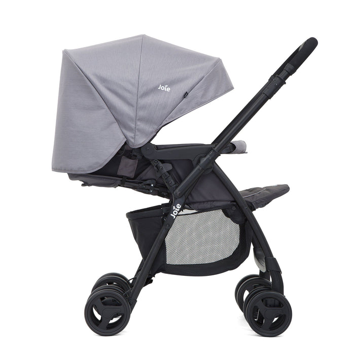Joie Mirus Scenic stroller - Dark Pewter (grey) - Pushchair Expert