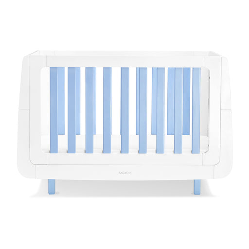SnuzKot Mode Cot Bed – Blue