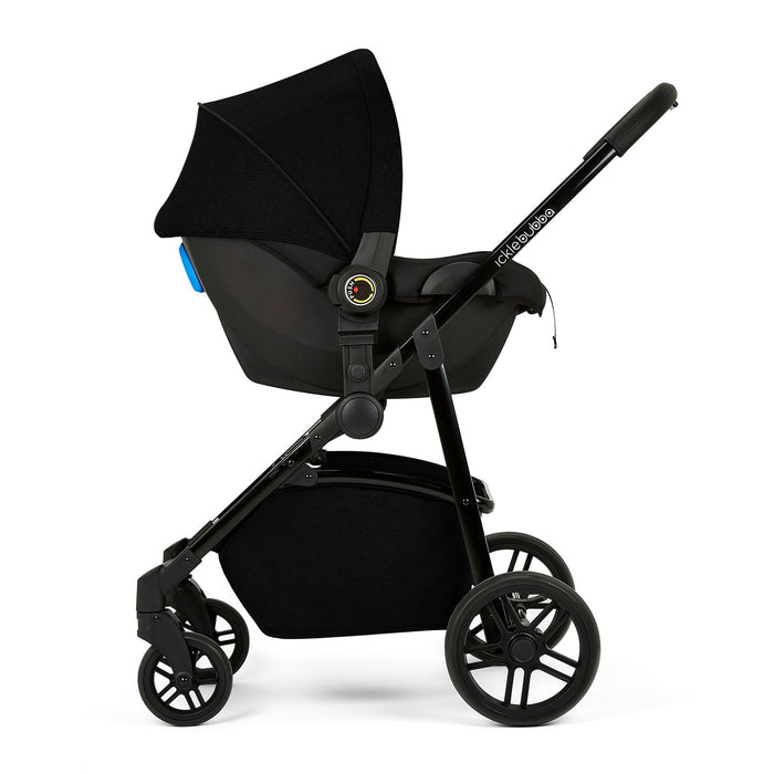 Ickle Bubba Moon Astral Travel System - Black