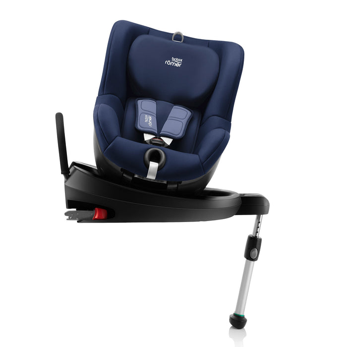 Britax Rӧmer Dualfix2 R Group 0+/1 car seat - Moonlight Blue - Pushchair Expert