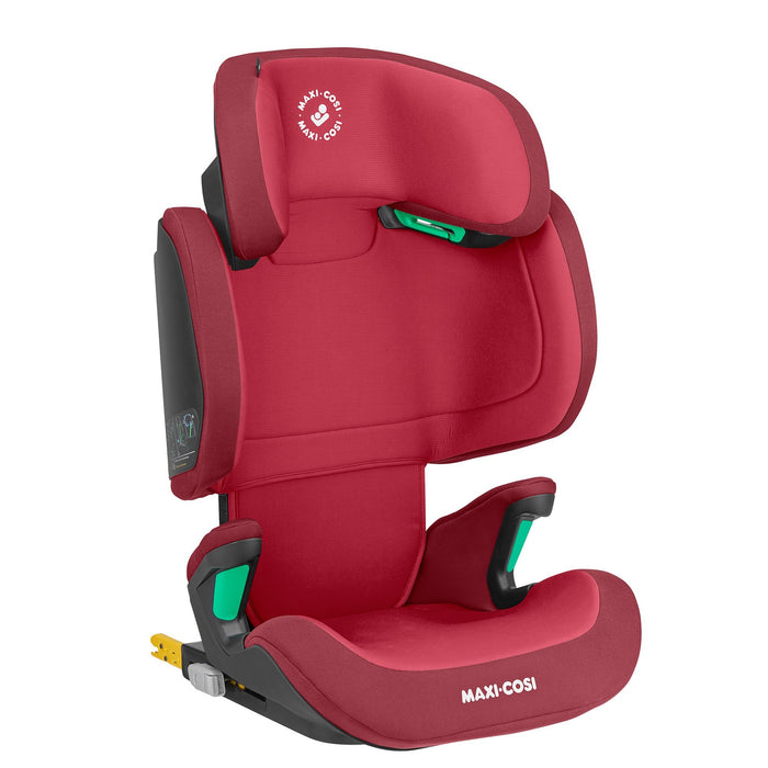 Maxi-Cosi Morion i-Size high back booster - Basic Red - Pushchair Expert