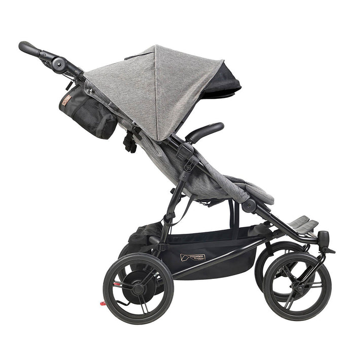 Mountain Buggy Duet Luxury Collection - Herringbone