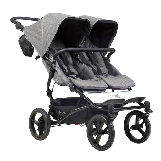 Mountain Buggy Duet Luxury Collection - Herringbone - Pushchair Expert