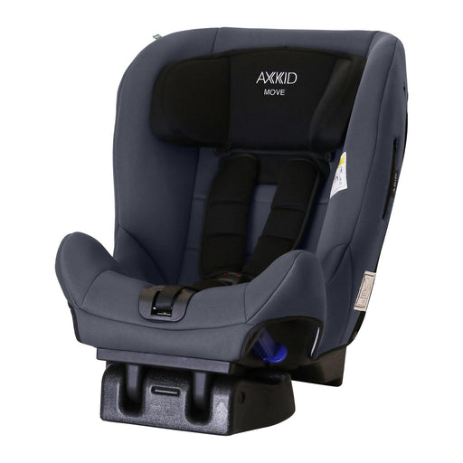 Axkid Move Extended Rear-facing Car Seat - Grey