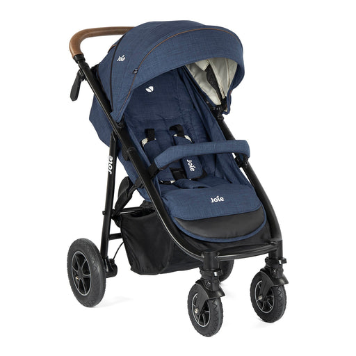 Joie Mytrax stroller - Deep Sea (blue) - Pushchair Expert
