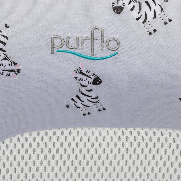Purflo Breathable Nest - Zebra