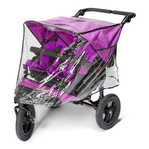 Out'n'About Rain Cover (Double) - Pushchair Expert