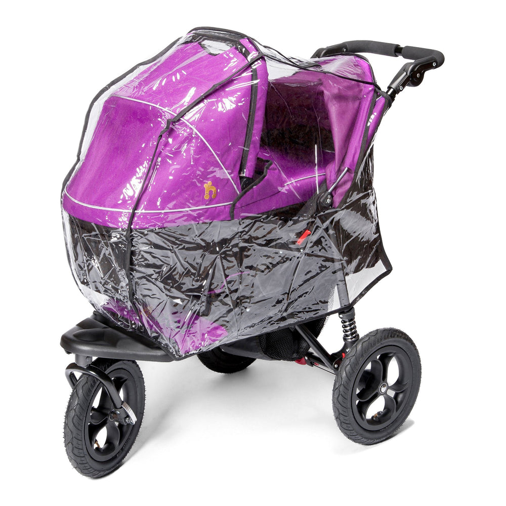 Out'n'About XL Rain Cover for Carrycot (SIngle) - Pushchair Expert