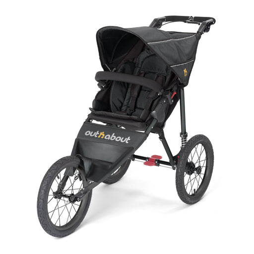 Out'n'About Nipper Sport - Raven Black