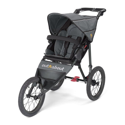 Out'n'About Nipper Sport - Steel Grey