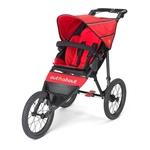 Out'n'About Nipper Sport - Carnival Red