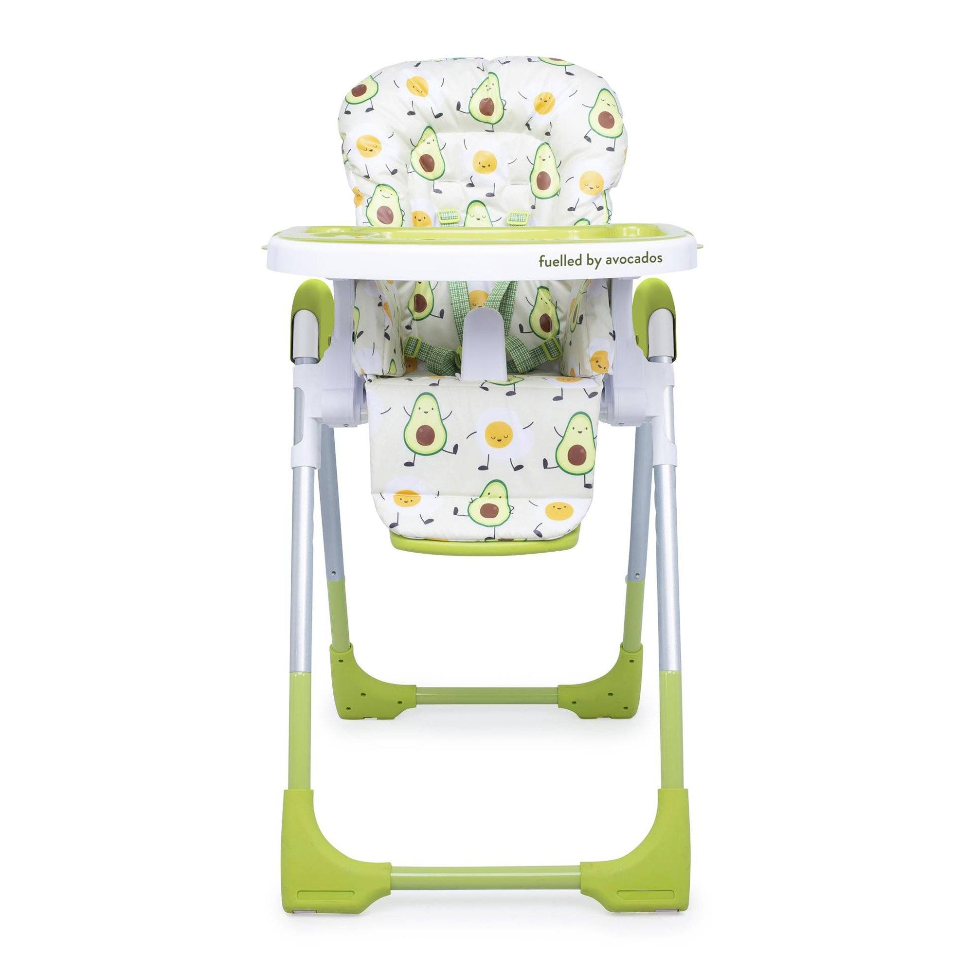Cosatto Noodle 0+ Highchair - Strictly Avocados - Pushchair Expert