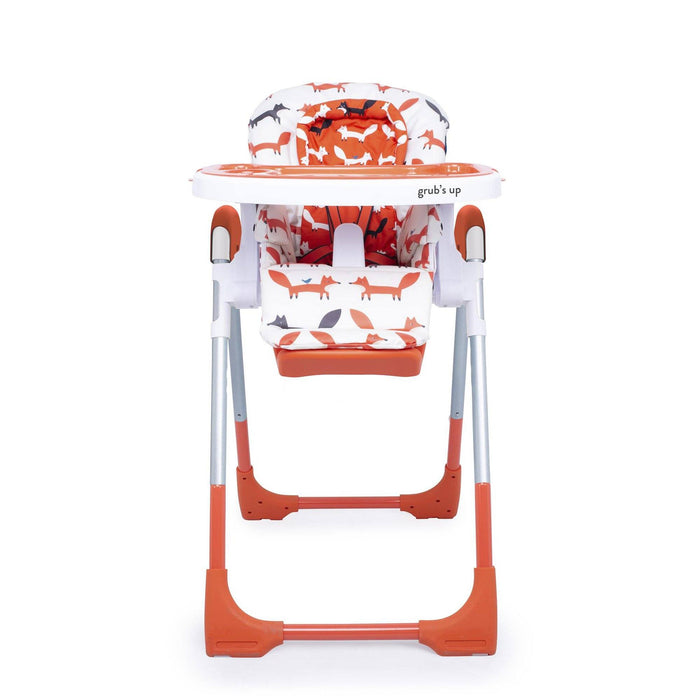 Cosatto Noodle 0+ Highchair - Mister Fox - Pushchair Expert