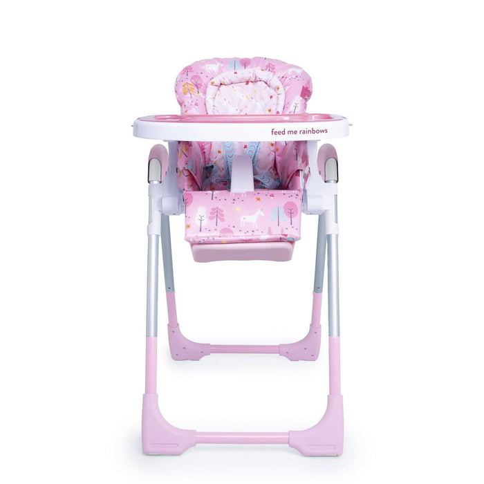 Cosatto Noodle 0+ Highchair - Unicorn Land - Pushchair Expert