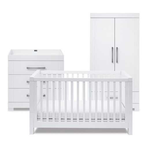 Silver Cross Notting Hill - Complete Nursery Set