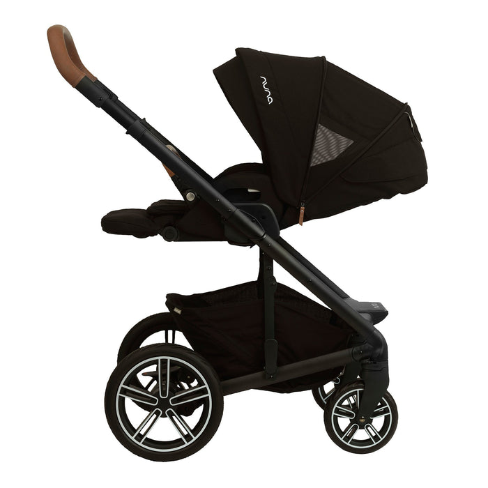 nuna MIXX Travel System Special Bundle - Caviar - Pushchair Expert