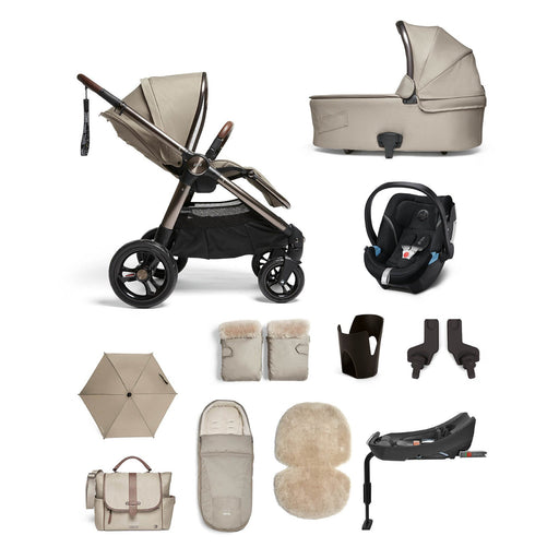 Mamas & Papas Ocarro Travel System - Complete Kit - Iconic