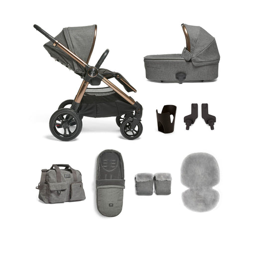 Mamas & Papas Ocarro Travel System - Essentials Kit - Simply Luxe (grey)