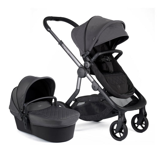 iCandy Orange Pushchair and Carrycot - Charcoal