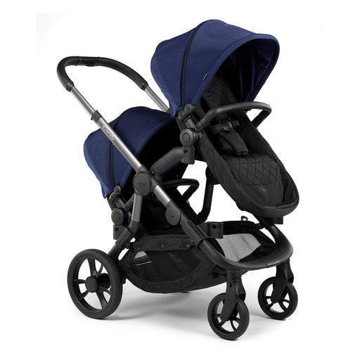 iCandy Orange Double - Indigo - Pushchair Expert