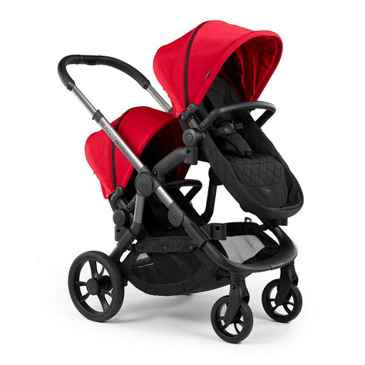 iCandy Orange Double - Magma - Pushchair Expert