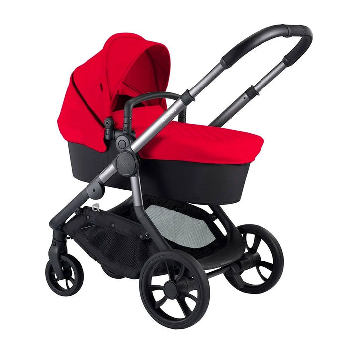 iCandy Orange Pushchair and Carrycot - Magma - Pushchair Expert
