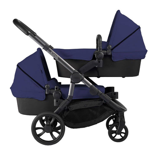 iCandy Orange Twin - Indigo - Pushchair Expert