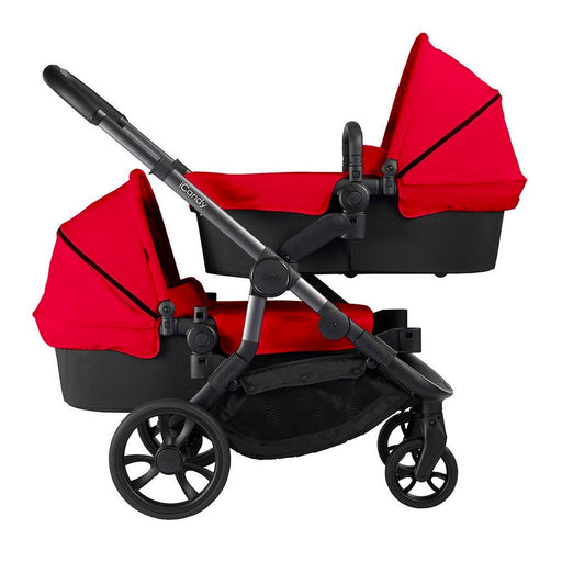 iCandy Orange Twin - Magma - Pushchair Expert