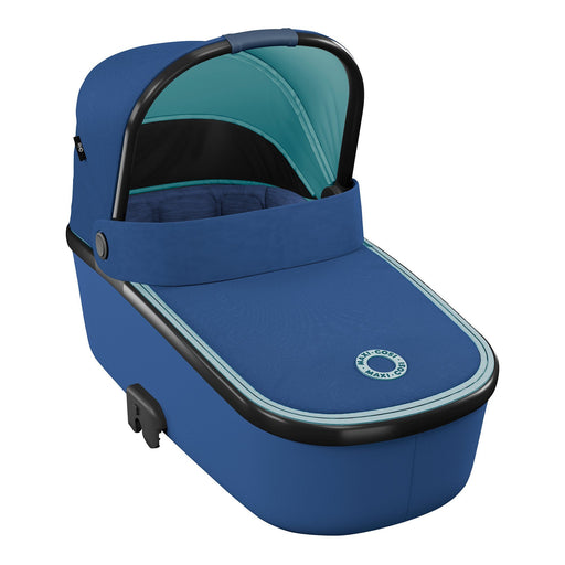 Maxi-Cosi Oria Carrycot - Essential Blue - Pushchair Expert
