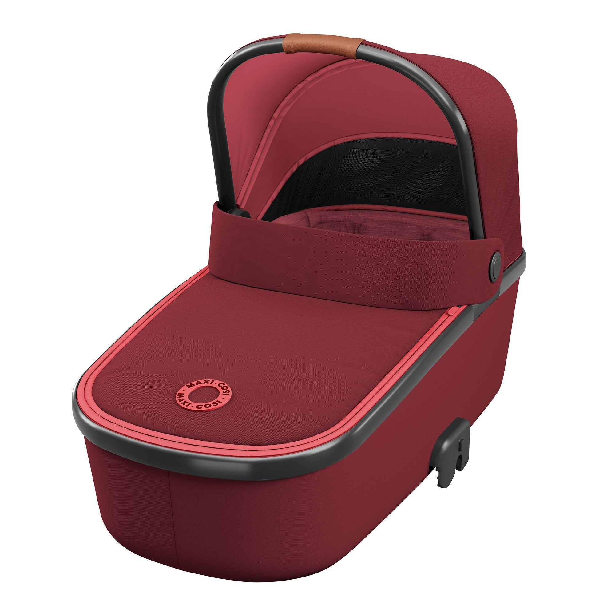 Maxi-Cosi Oria Carrycot - Essential Red - Pushchair Expert