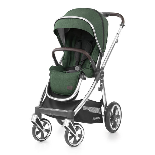 BabyStyle Oyster 3 Alpine Green - Pushchair Expert