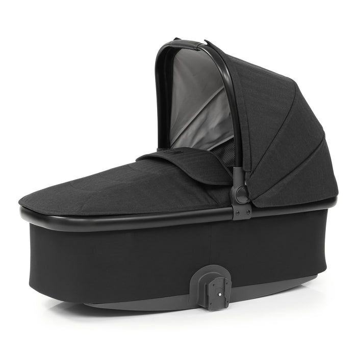 BabyStyle Oyster 3 Noir Carrycot - Pushchair Expert