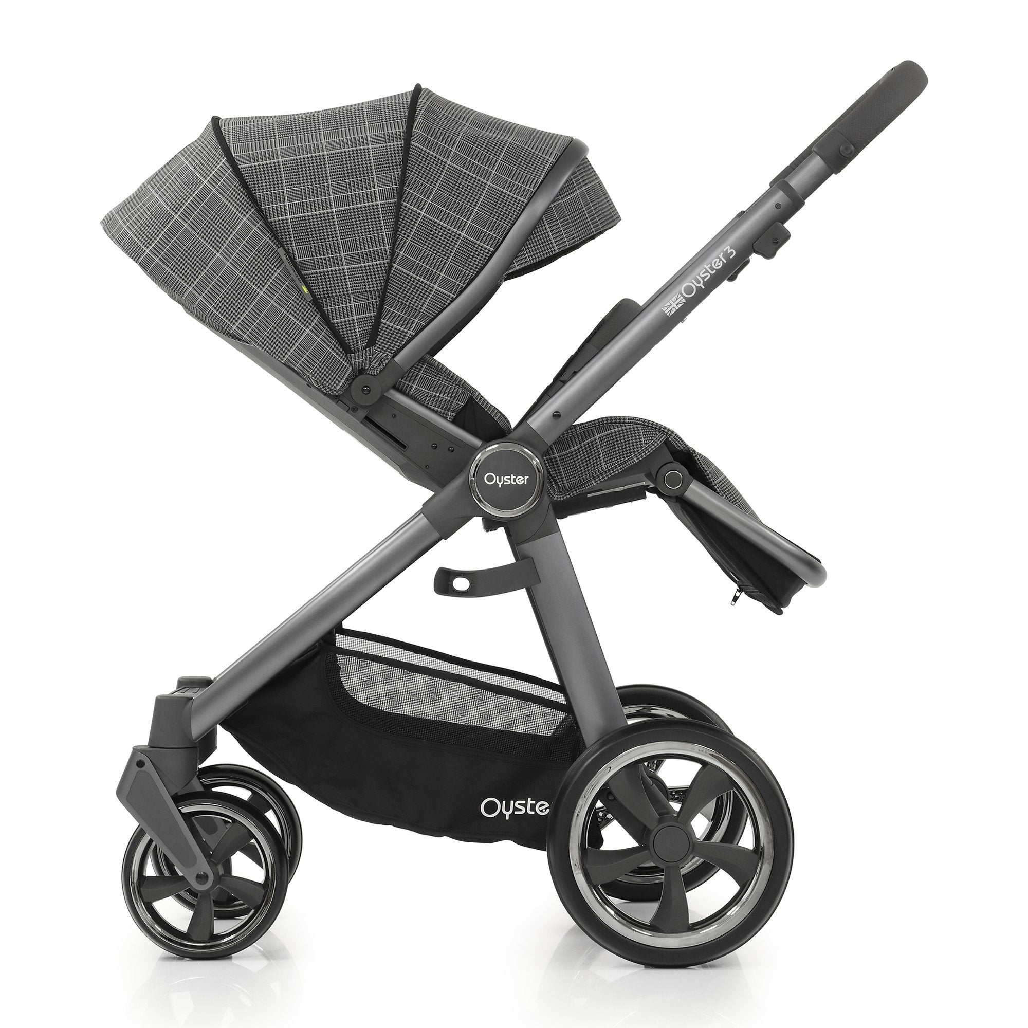 BabyStyle Oyster 3 Luxury Bundle - Manhattan - Pushchair Expert