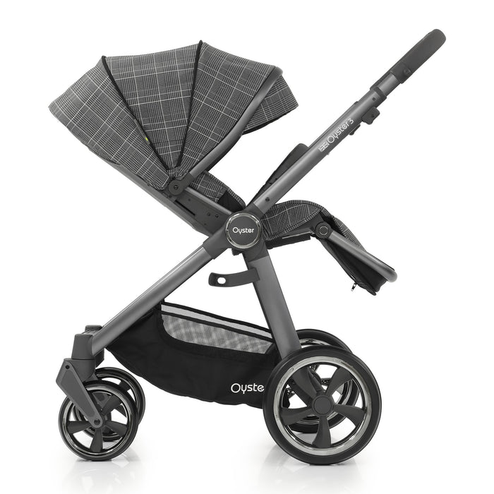 BabyStyle Oyster 3 with Carrycot - Manhattan - Pushchair Expert