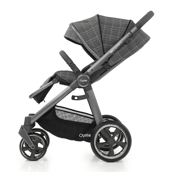 BabyStyle Oyster 3 Essential Bundle - Manhattan - Pushchair Expert