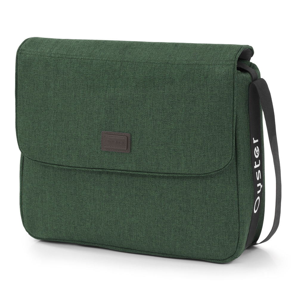 BabyStyle Oyster 3 Alpine Green Changing Bag